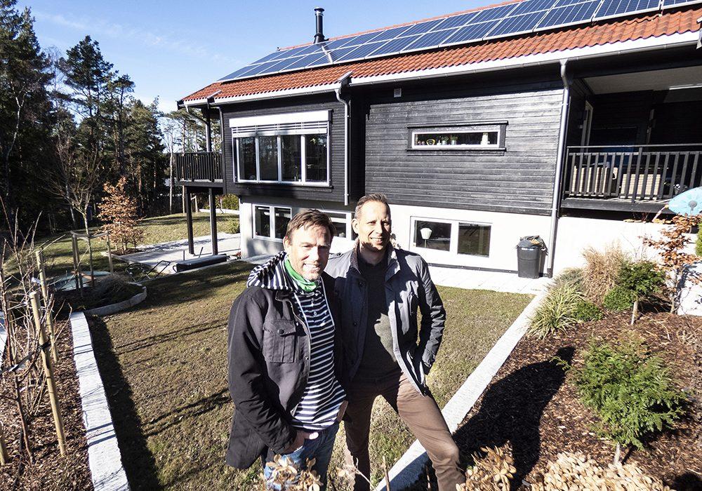 La sola spare penger for deg med Smart Energi!