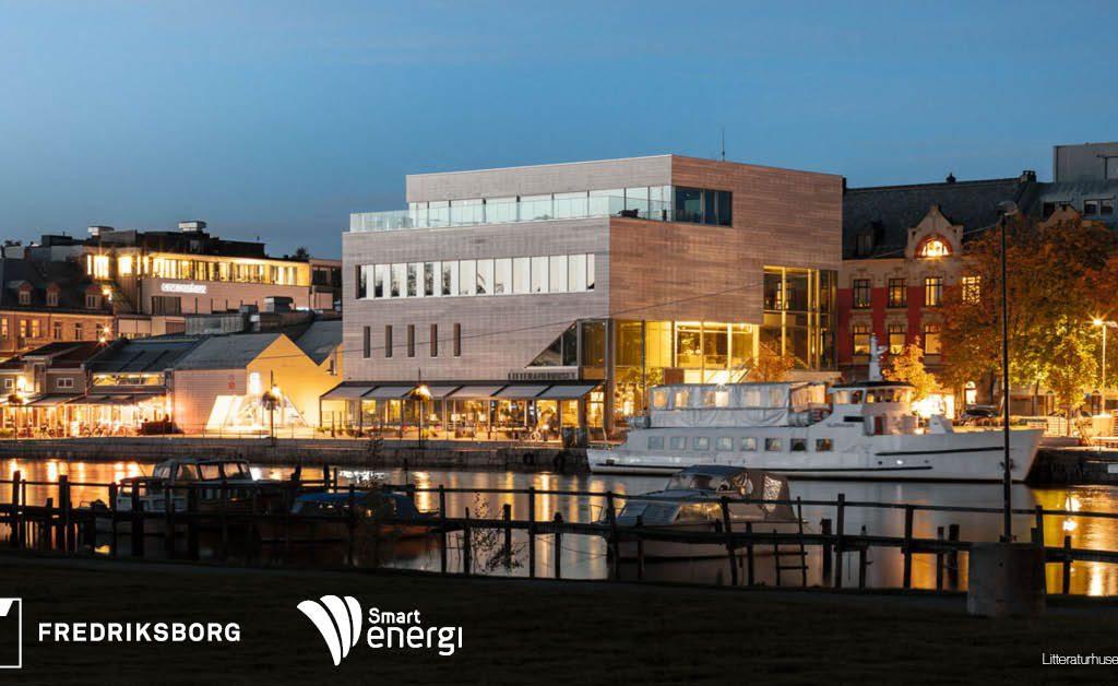 Smart Energi starter samarbeid med Fredriksborg