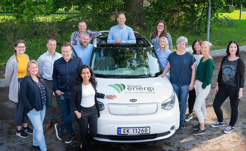 Smart Energi søker kundeorientert IT-sjef