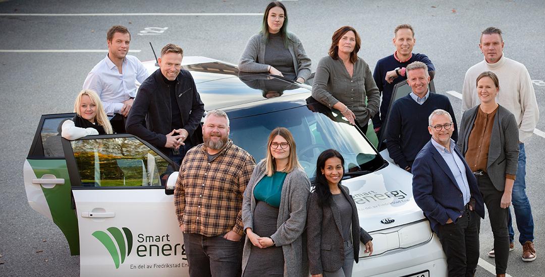 Smart Energi Gruppebilde