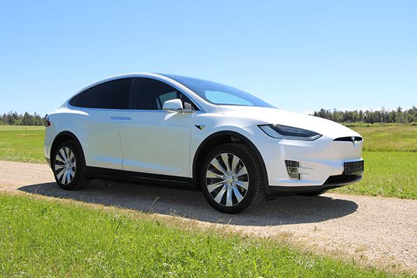 Tesla Elbil SmartCharge