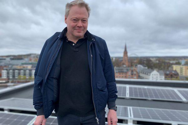 Hartmann-Johnsen på taket 2