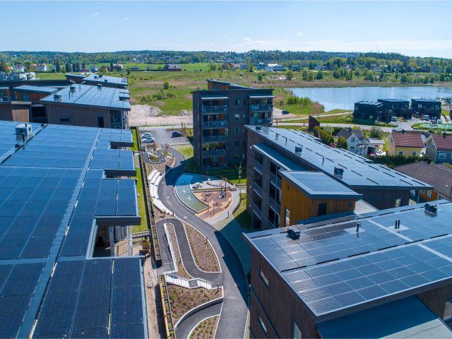 Unike solcelleprosjekter i Fredrikstad
